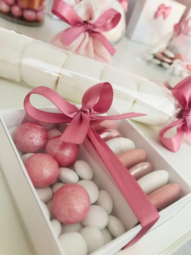 doopsuiker-roze-wit