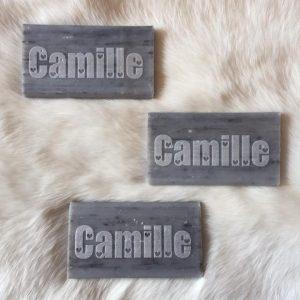Zeepjes voor Camille